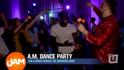 The Pre-Work Dance Party You Won't Believe Exists